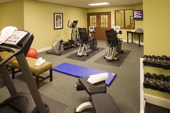 Stop by the fitness & wellness center, it has everything you need to stay fit and have fun.